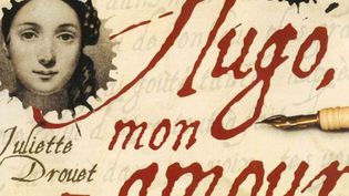 """Affiche de la pièce """"Victor Hugo, mon amour""""  (Comédie Bastille )"""