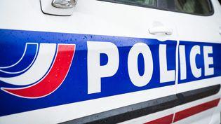Une voiture de police, le 2 mai 2018. (MAXPPP)