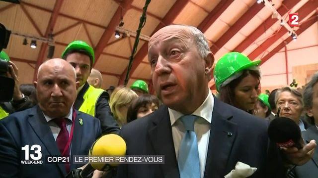COP21 : une soixantaine de ministres réunis en pré-COP à Paris