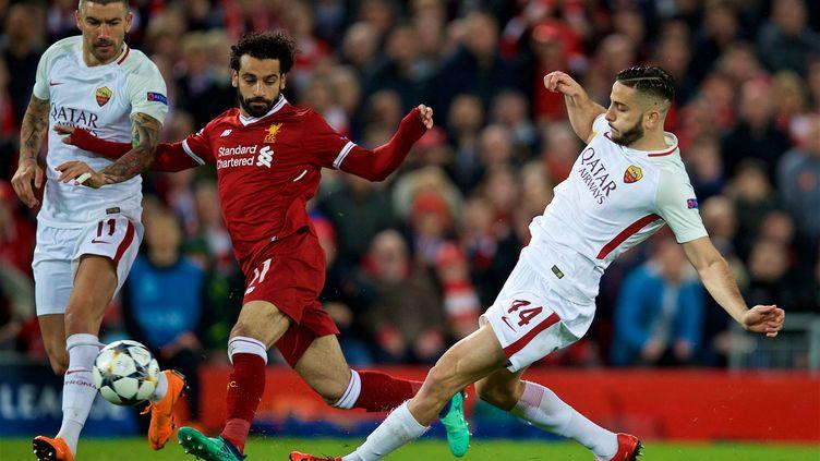 Liverpool - Rome en demi-finale de la Ligue des champions (XINHUA / XINHUA)