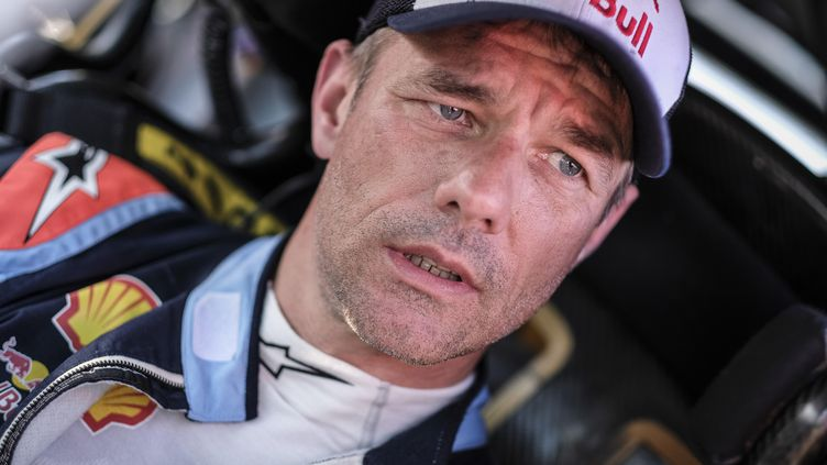 Sébastien Loeb (FRANCOIS FLAMAND / DPPI MEDIA)