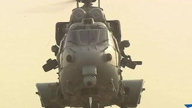 Le Caracal, l'hélicoptère indispensable de l'armée française