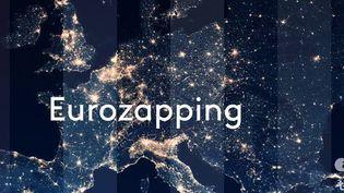 Comme chaque soir, le 23h fait un tour de l'actualité diffusée par les chaînes européennes de télévision. C'est l'Eurozappingdu mardi 26 octobre. (CAPTURE ECRAN / FRANCEINFO)