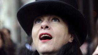 Amélie Nothomb  (FRANCOIS LO PRESTI / AFP)