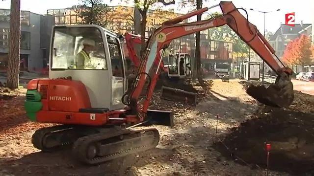 Emploi : le secteur des travaux publics est en panne