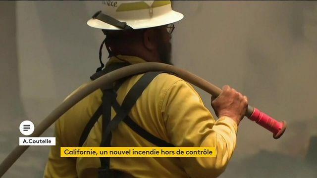 États-Unis : un nouvel incendie ravage la Californie