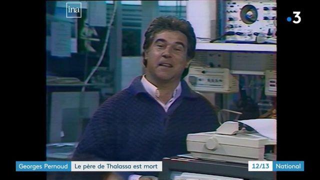 Mort de Georges Pernoud : retour sur le parcours du créateur emblématique de Thalassa