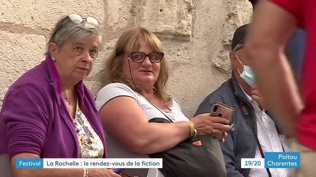 La Rochelle : le rendez-vous de la fiction