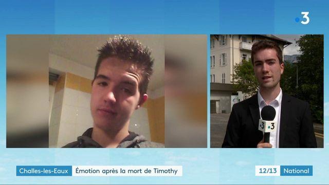 Savoie : émotion après la mort de Timothy à Villeurbanne
