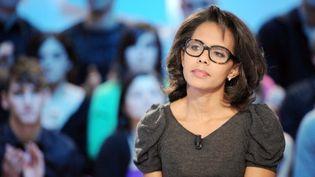 """Audrey Pulvar est chroniqueuse dans """"On n'est pas couché"""" sur France 2 (BERTRAND GUAY / AFP)"""