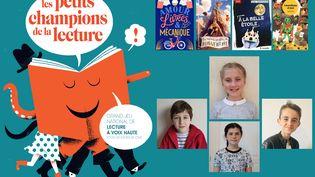 Les lauréats du concours Les petits champions de la lecture 2020 (Petits champions de la lecture)