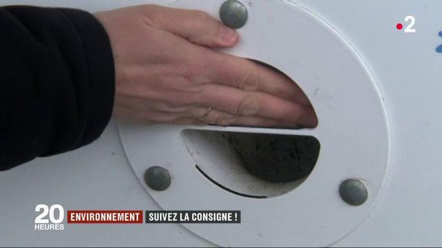 Écologie : recycler le plastique grâce à la consigne