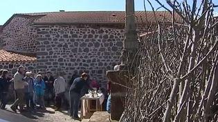 Découverte : une randonnée gourmande pour découvrir les fours à pain d'Alleyras (FRANCE 3)