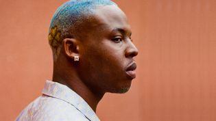 """A 24 ans, le rappeur Chanceko dévoile sa première mixtape """"Malaboy"""". (RAFAELLE LORGERIL)"""