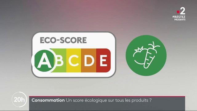 Consommation : un score écologique sur tous les produits ?