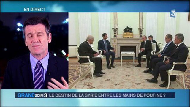 Syrie : la Russie, puissant et décisif allié