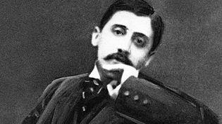 Marcel Proust vers 1896  (AFP)