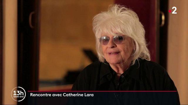 Catherine Lara : les adieux à la scène d'une violoniste rock