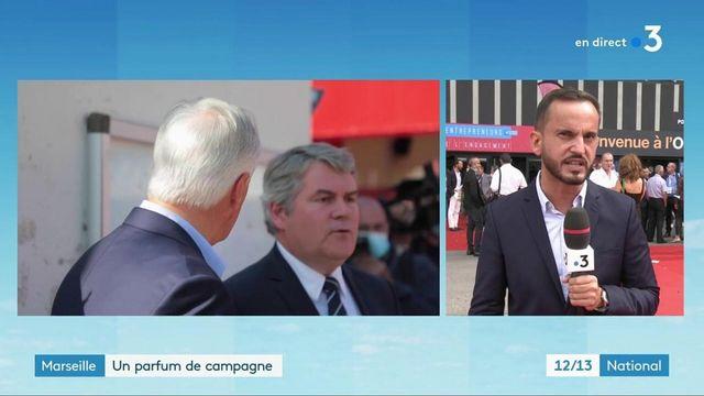 Bouches-du-Rhône : comme un parfum de campagne présidentielle à Marseille