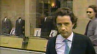 Photo non datée de Jean-Luc Brunel, tirée d'un documentaire diffusé en 1988 sur CBS. (CAPTURE D'ÉCRAN CBS)