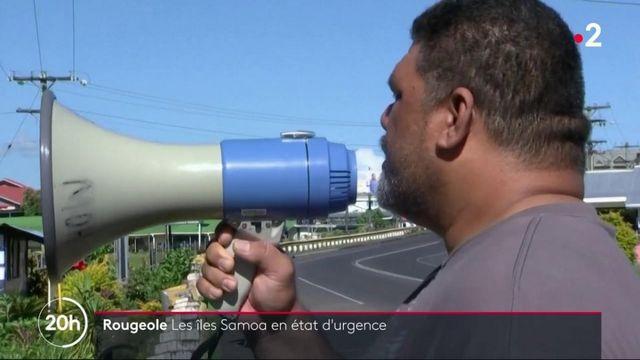 Rougeole : les îles Samoa frappées par une épidémie particulièrement meurtrière