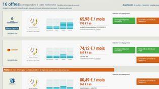 Deux comparateurs de prix ont été condamnés par le tribunal de Paris pour leur manque de transparence. (FRANCE 2)