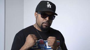 Ice Cube à New York en juin 2017.  (Amy Sussman/AP/SIPA)