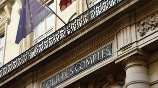 La Cour des Comptes, le 20 septembre 2016, à Paris. (BERTRAND GUAY / AFP)
