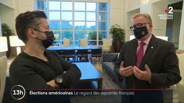 Présidentielle américaine : le regard de trois Français expatriés