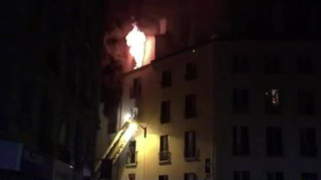 Incendie à Paris : la piste criminelle privilégiée