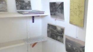 À Labastide-en-Val (Aude), des anciennes toilettespubliques ont été reconverties en micro-musée par un collectif d'habitants. (FRANCE 3)