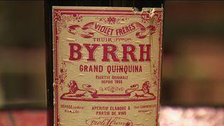 Le Byrrh est une spécialité catalane. (france 2)