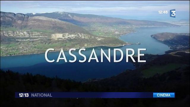 """Sur le tournage de la série """"Cassandre"""", en pleine nature"""