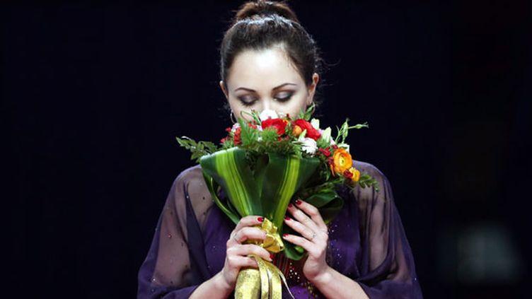 La patineuse russe Elizaveta Tuktamysheva