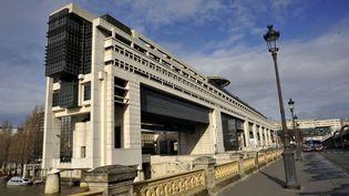 Le ministère de l'Economie et des Finances à Paris, le 14 octobre 2021. (SERGE ATTAL / ONLY FRANCE / AFP)