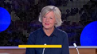 Agnès Levallois (FRANCEINFO)
