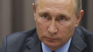 Vladimir Poutine, président de la Russie (IVAN SEKRETAREV / POOL)