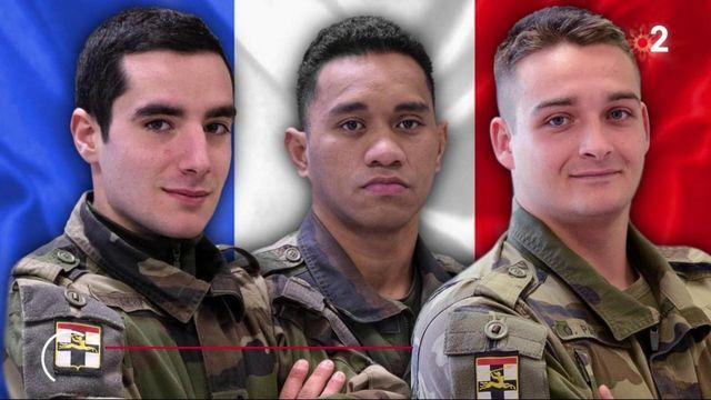 Mali : trois militaires français de la force Barkhane tués en opération