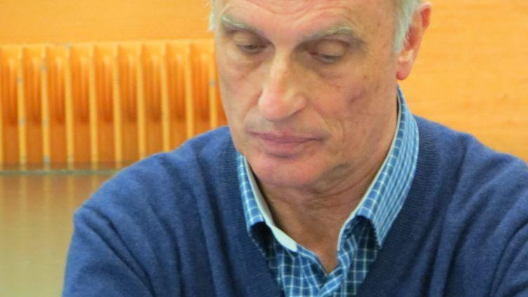 Le Dr Yves de Locht, le 27 avril 2013. (MAXPPP)