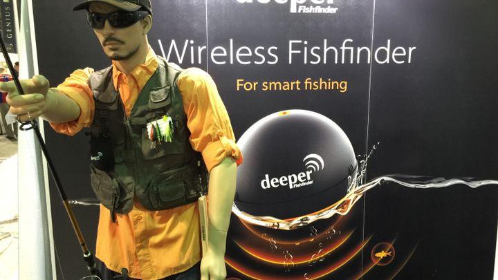 (Vive la pêche connectée ? © JC)