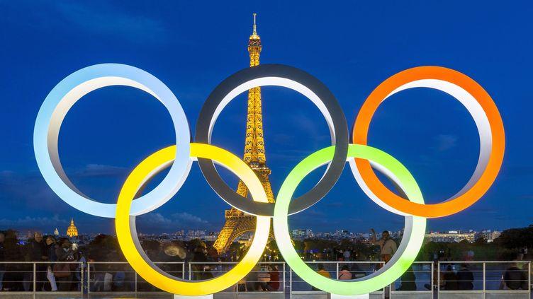 Les Jeux Olympiques de Paris 2024 (GARDEL BERTRAND / HEMIS.FR / HEMIS.FR)