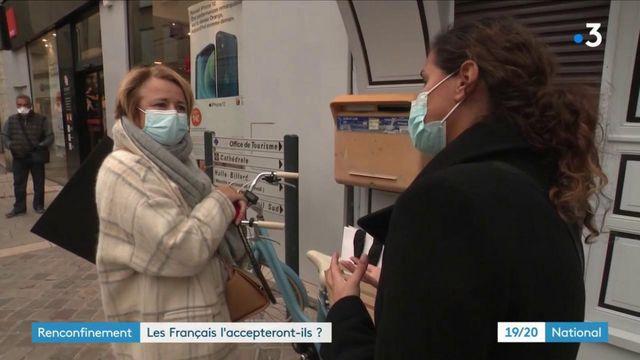 Annonces d'Emmanuel Macron : les habitants de Chartres réagissent aux nouvelles mesures