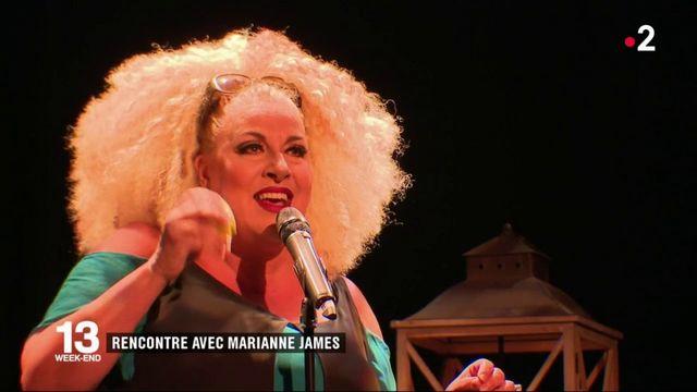 """FR2/13H/Culture : Marianne James est """"Tatie jambon"""" dans un spectacle pour enfants déjanté"""