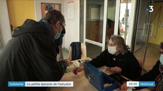 Solidarité : en Gironde, les Epiciers de l'estuaire vont à la rencontre des personnes précaires