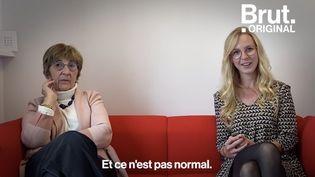 """VIDEO. """"C'est indigne"""" : ces deux sages-femmes échangent sur le malaise de leur profession (BRUT)"""