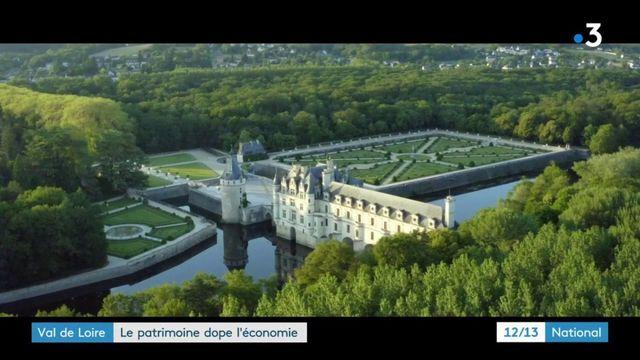 Val-de-Loire : quand le patrimoine dopte l'économie
