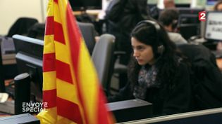 Envoyé spécial. Catalogne : laguerre des mots (FRANCE 2 / FRANCETV INFO)