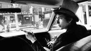 Bob Dylan, Philadelphie, 1964  (Daniel Kramer)