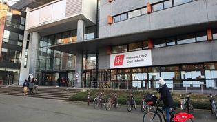 L'université Lille 2. (BRIDE EDOUARD / MAXPPP)