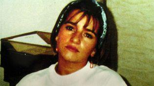 Portrait de Martine Escadeillas, alors âgée d'une vingtaine d'années. La jeune femme a disparu le 8 décembre 1986. Son corps n'a jamais été retrouvé. (MAXPPP)